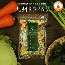 国産 乾燥野菜ミックス 九州ドライベジ100g×1袋 (戻して約500g) 九州産 ゆうパケット(ポ ...