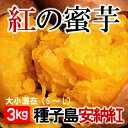 【生産者限定】とろける美味しさ!焼けば蜜がジュワ~と溢れ出る。ねっとり甘~い熟成安納紅芋...