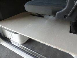 NV350キャラバンDX標準ボディフロアパネル【フルサイズ】セカンドシートあり床床キット