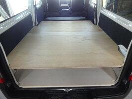 サンボックスのcaravanベッドキット