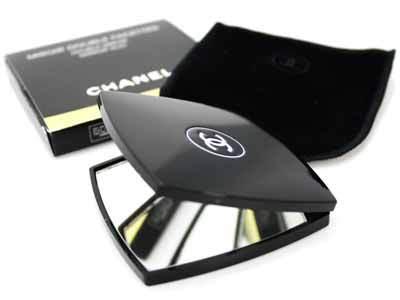 シャネル CHANEL ダブルミラー コンパクトミラー 手鏡 香水 フレグランス コスメ