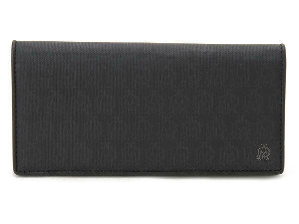 be4c53e597e9 ダンヒル dunhill 長財布 L2PA10A ウィンザー コート ウィレット 10CC ブラック メンズ 新品 【送料無料】