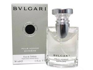 最安値挑戦中 BVLGARI ブルガリ 香水 プールオムエクストリーム 30ml EDT オードトワレ ブランド全品5250円以上送料無料