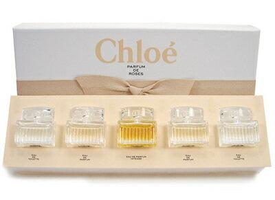 クロエ chloe ミニチュア5Pセットミニボトル 5ml×5 レディース 香水 フレグランス 女性用 香水