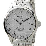 ティソ Tissot 腕時計 T41148333 ルロックル オートマチック 自動巻き シルバー メンズ