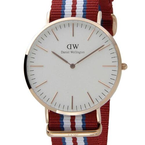 ダニエルウェリントン Daniel Wellington 腕時計 0112DW クラシック エクセター クオーツ