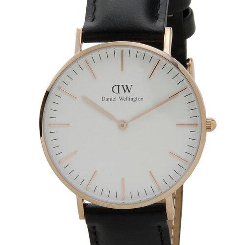 ダニエルウェリントン Daniel Wellington 腕時計 DW00100036 0508DW クラシック セントシェフィー...