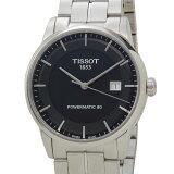 サマーセール 時計セール ティソ T086.407.11.051.00 腕時計 メンズ Tissot ラグジュアリー オートマチック ブラック 新品 セールアイテム 【送料無料】