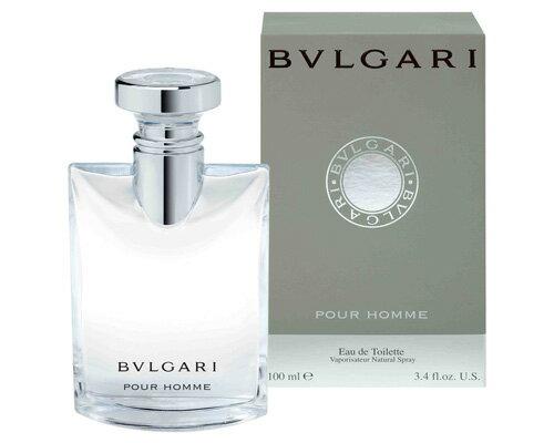 ブルガリ BVLGARI ブルガリ プールオム EDT スプレー 100ml ブルガリ 香水 メンズ 男性用 フレグランス (香水/コスメ) 新品