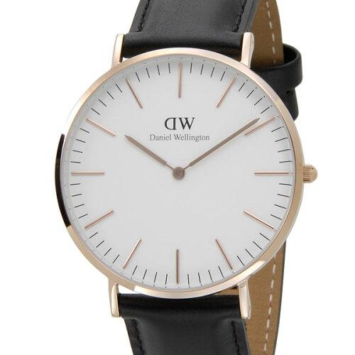 ダニエルウェリントン Daniel Wellington メンズ 腕時計 0107DW クラシック シェフィールド 40mm ...