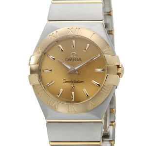 サマークリアランス オメガ OMEGA 123.20.27.60.08.001 コンステレーション ブラッシュ レディース 腕時計 コンビ 新品 当店5年保証