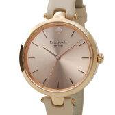ケイトスペード kate spade 時計 1YRU0812 ホランド ローズゴールド×ピンクベージュ革ベルト レディース 腕時計 DEAL