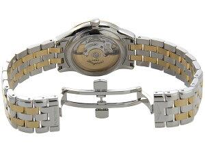 ロンジンLONGINESL4.774.3.22.7フラッグシップオートマ自動巻きゴールド×シルバーメンズ腕時計