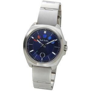 ポールスミスPaulSmith腕時計メンズBM5-313-70ネイビー×シルバーFIVEEYES