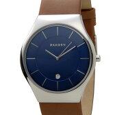 スカーゲン SKAGEN 腕時計 SKW6160 グレーネン ブルー メンズ 時計 DEAL