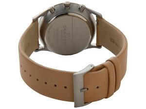 スカーゲンSKAGEN腕時計SKW6285ホルストワールドタイムブルーメンズ時計