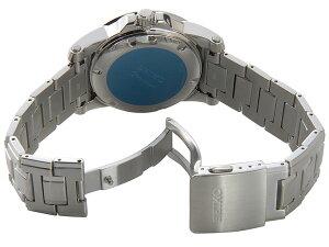 セイコーSEIKOSNP113P1Premierプルミエパーペチュアルクオーツ腕時計メンズ