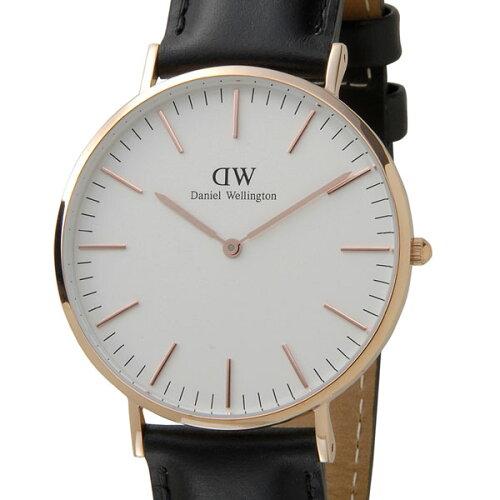 Daniel Wellington ダニエルウェリントン 腕時計 DW00100007 0107DW クラシック シェフィールド 40...