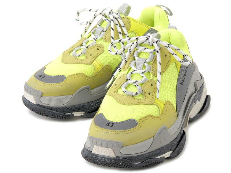 メンズ靴, スニーカー  BALENCIAGA TRIPLE S 533884 W09O4 7320