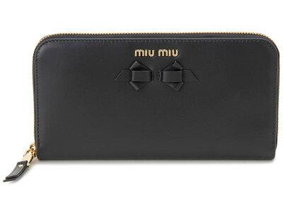 20代女性にぴったり「ミュウミュウ」の長財布