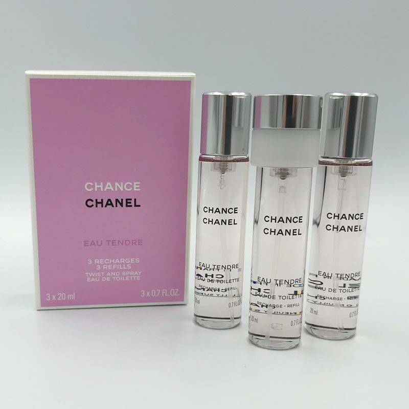 CHANEL discount SALE CHANEL 3x20ml EDT ()