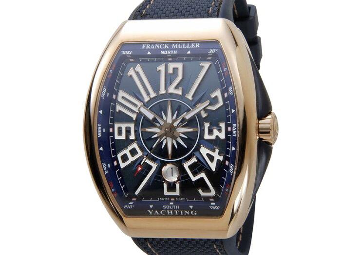 フランクミュラー FRANCK MULLER ヴァンガード V45SCDT ナイロン×ラバー メンズ 腕時計 新品