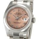 ロレックス ROLEX 179160 PK-R デイトジャスト レディース 腕時計