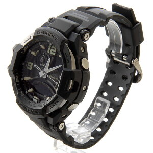 CASIOカシオG-SHOCKGショックGA-1000-1BDRスカイコクピットアナデジ海外モデルブラックメンズ腕時計
