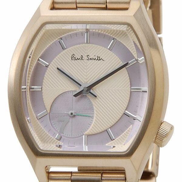 ポールスミス Paul Smith BB5-924-91 ニュー ナンバーセブン ミニ ライラック×ゴールド レディース 腕時計 信頼の日本製:s-select