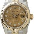 ロレックス ROLEX 179173 G-GDC デイトジャスト レディース 腕時計