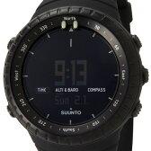 スント SUUNTO コア オールブラック メンズ 腕時計 014279010 Core All Black DEAL-SP 新品 送料無料