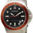 ウェンガー WENGER 72343 メンズ腕時計 バタリオン 200m防水 ミリタリー アウトドア 時計 DEAL