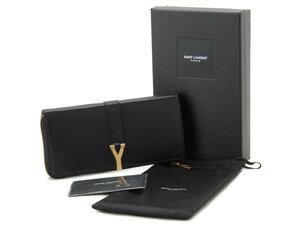 YvesSaintLaurentイヴサンローラン財布Yライン314992BJ50J1000BKブラック