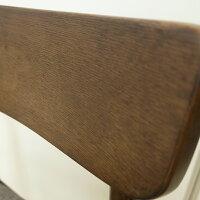 【[2脚セット]RICCIONEダイニングチェア/256V_GY】インテリアダイニングチェアチェアー椅子木製ウッド曲げ木背ファブリックラバーウッドブラウングレイグレー茶色灰色カントリー北欧家庭おしゃれデザインセットお得送料無料