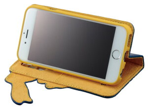 【iPhone6Disney】iDressiPhone6専用ディズニースマートフォンカバー【ミッキーミニードナルドデイジーアリエル】iP6-DN30iP6-DN31iP6-DN32