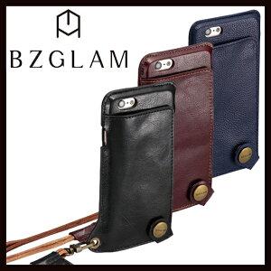 【iPhone6ケースBZGLAMビズグラム】iPhone6対応ケースBZGLAM(ビズグラム)ウェアラブルレザーカバーiBZ6-C01iBZ6-C02iBZ6-C03サンクレスト