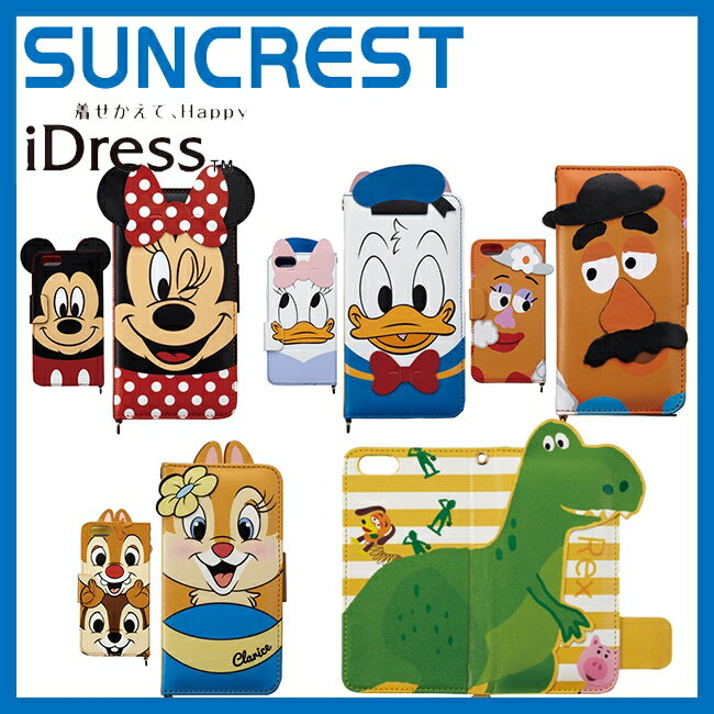 スマートフォン・携帯電話アクセサリー, ケース・カバー iPhone6s Disney i6S-DN05 i6S-DN06 i6S-DN07 i6S-DN08 i6S-DN09 iDress