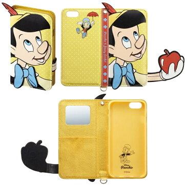 iPhone6s ケース ダイカットカバー 手帳型 ディズニー Disney 三匹の子ぶた ピノキオ トイストーリー エイリアンサリーマイク i6S-DN20 i6S-DN21 i6S-DN22 i6S-DN23 i6S-DN24 iDress サンクレスト