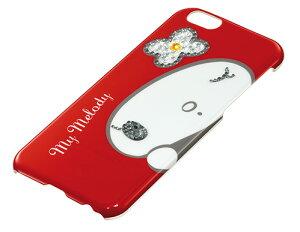 【iPhone6専用】iPhone6マイメロディジュエリーカバーポイントタイプ【スマホスマートフォンケースサンリオ手帳型】
