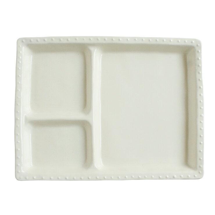 食器, ランチプレート・仕切り皿  079015 maison blanche