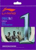 LI-NINGAXJJ018NO.1バドミントンストリングパワー&打球音-超弾きストリングリーニン【中国ナショナルチーム使用】