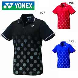 YONEX 20501 ウィメンズゲームシャツ ウェア(レディース) テニス・バドミントン ヨネックス 2021SS【メール便可/日本バドミントン協会審査合格品/取り寄せ】