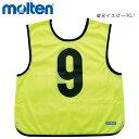 molten GB0013-KL12 ゲームベスト 蛍光レモン12 オールスポーツ モルテン 2021 【メール便可/ 取り寄せ】