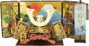 【新商品】端午の節句カード【立体兜と名前旗】 サンリオS2811(424595)【グリーティングカード 子どもの日 立体 こいのぼり 男の子 お祝い 初節句】