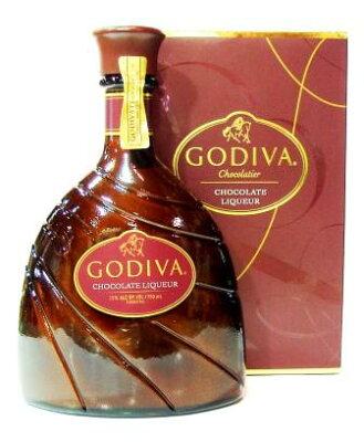 チョコレートの名門【ゴディバ】のリキュールです。ゴディバ チョコレートリキュール