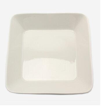 【iittala】 ティーマ スクエアプレート 16×16cm ホワイト /皿 デザート 菓子皿 パスタ イッタラ