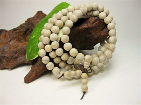 【数珠】楠木念珠Φ8±0.2mm