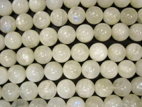 【連売り商品】ムーンストーンΦ12±0.2mm
