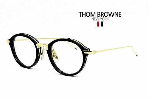 眼鏡・サングラス, 眼鏡 THOMBROWNE TB011A(46SIZE) 12K