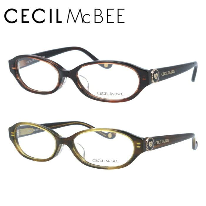 セシルマクビー メガネフレーム CECIL McBEE 度付き 度なし 伊達 だて 眼鏡 CMF 7020-2/CMF 7020-4 レディース 女性用 アイウェア UVカット 紫外線対策 UV対策 おしゃれ ギフト